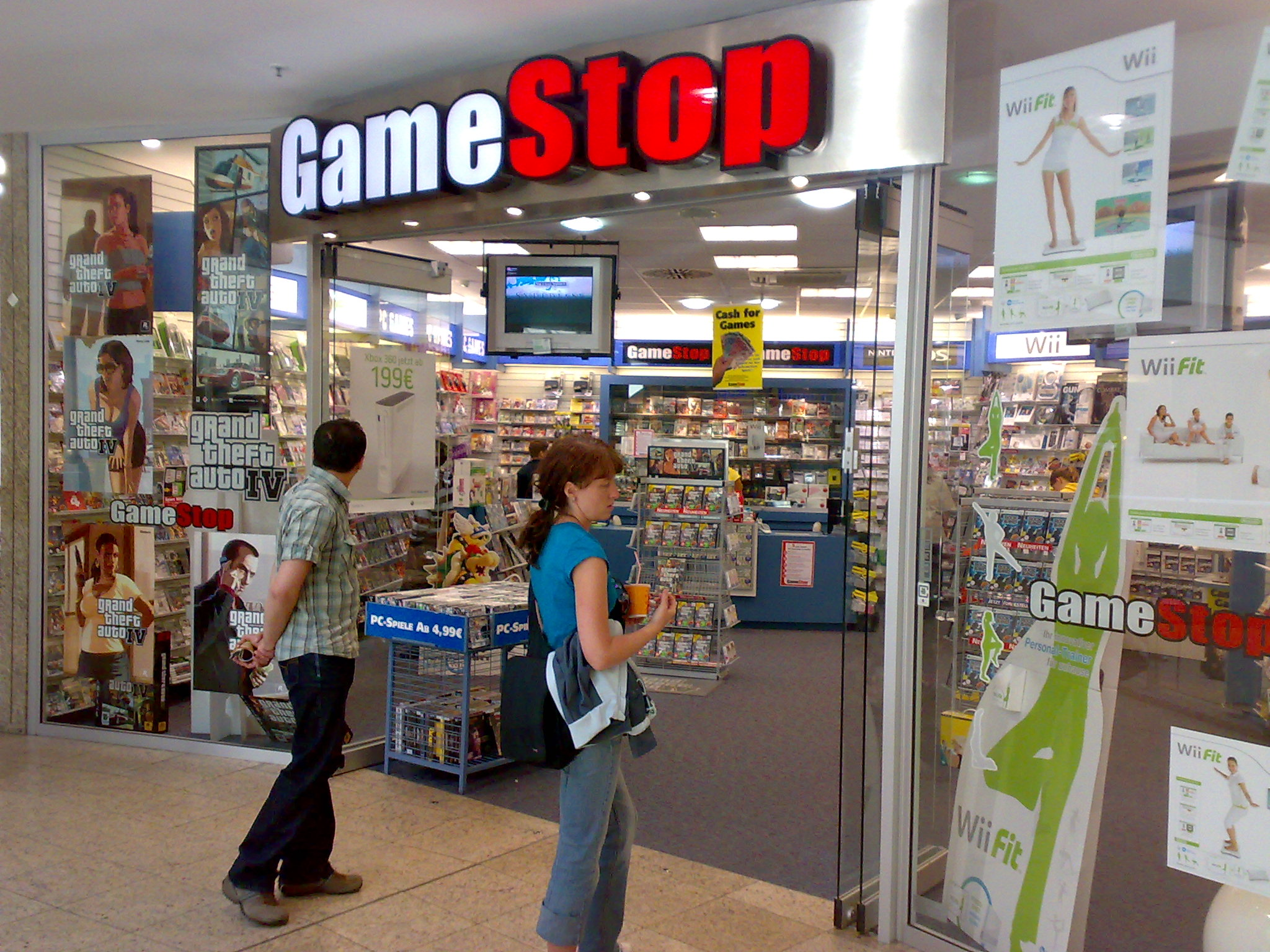 Gamestop Aiming To Improve Your Shopping Experience Cake