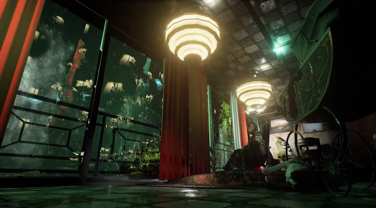Bioshock assets ported into Unreal Engine 4 | Cake